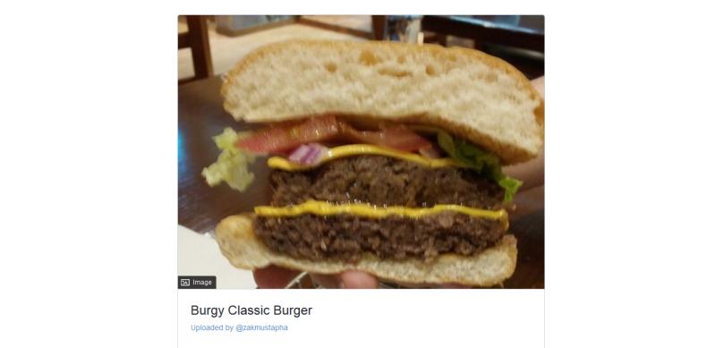 wakelet burger